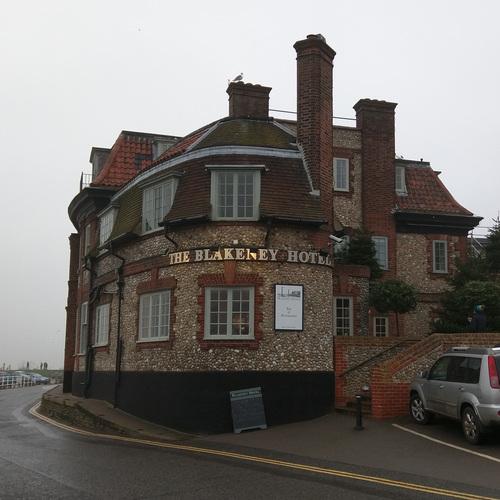 The Blakeney Hotel