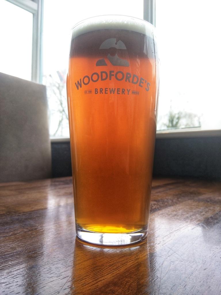 Woodforde's Wherry Ale