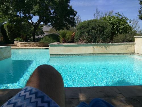 April pool