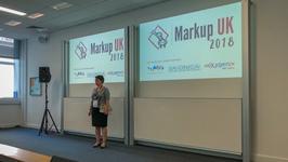 MarkupUK begins!