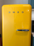 Rimmer, have you seen what someone wrote on this fridge?