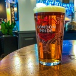 Fuller's London Pride at the Mad Bishop and Bear