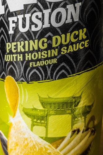 Peking Duck with hoisin sauce