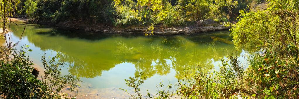 Bigger pond