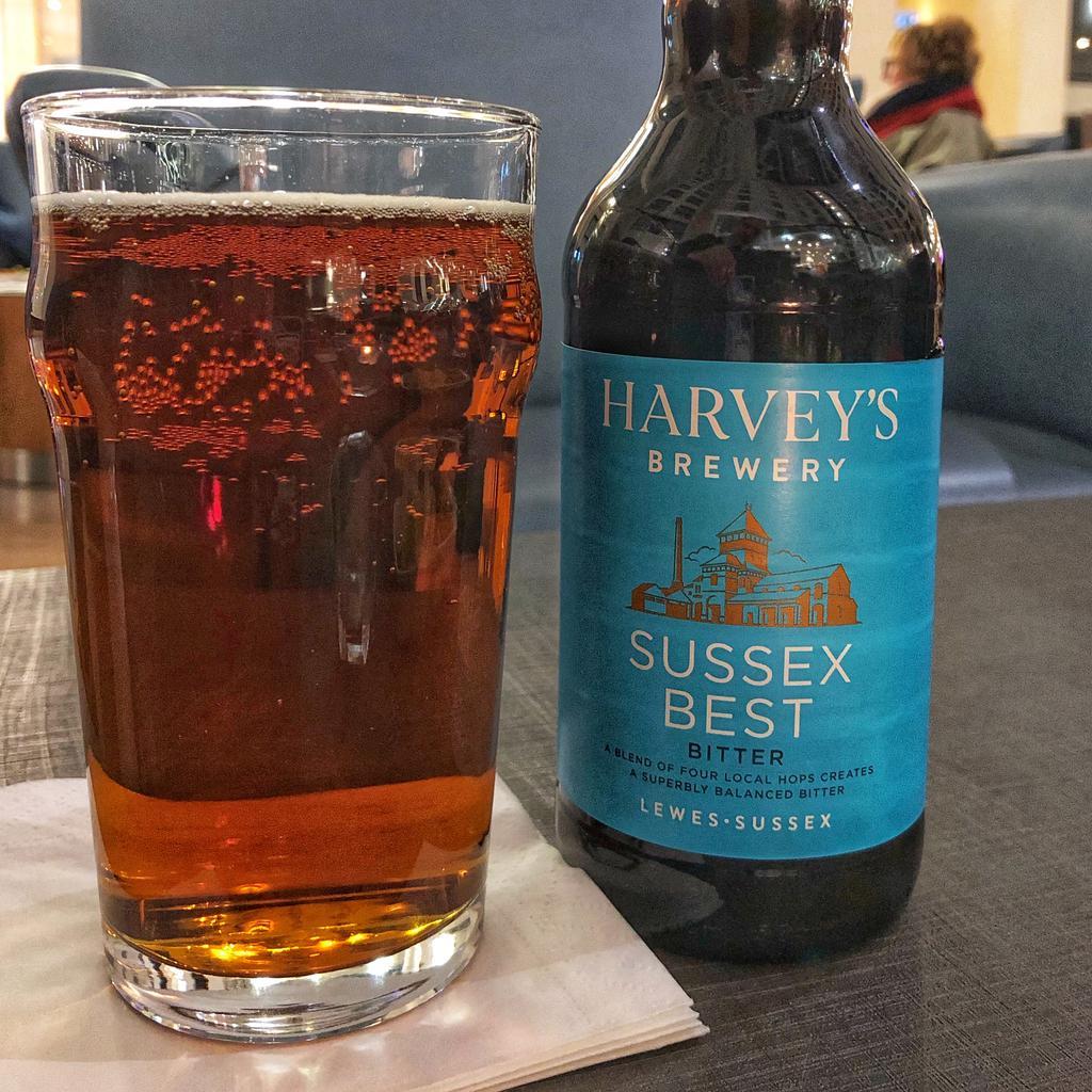 Sussex Best Bitter