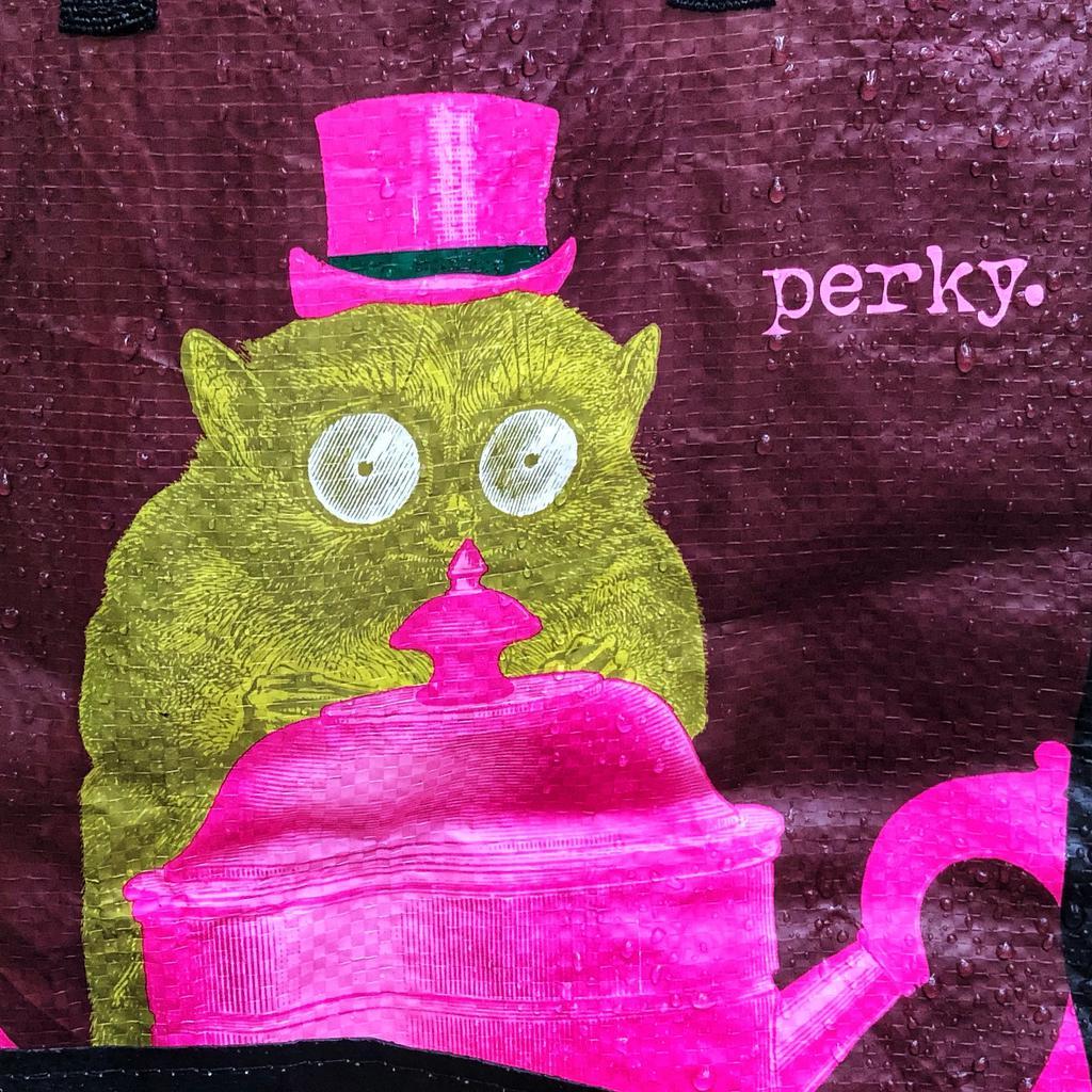 perky.