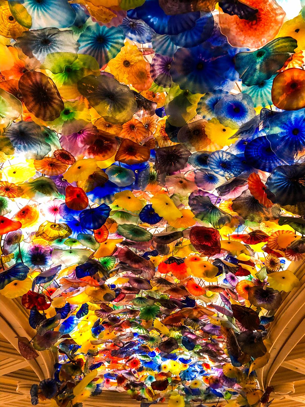 Chihuly at the Bellagio