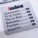 Index fail