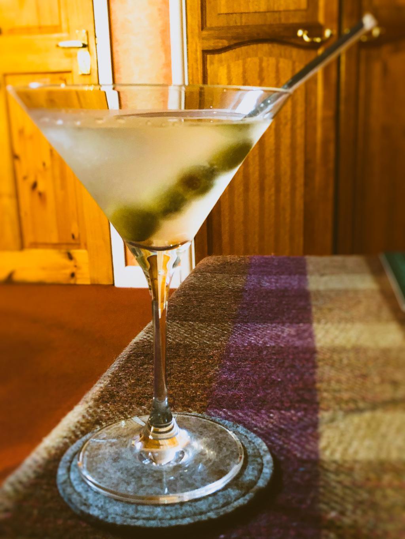 Jin Talog martini
