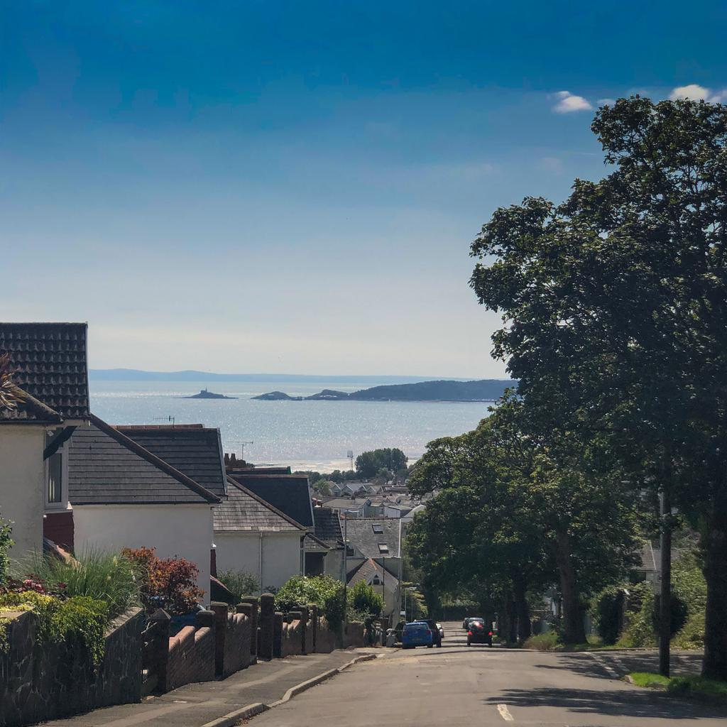 Swansea Bay view from Uplands
