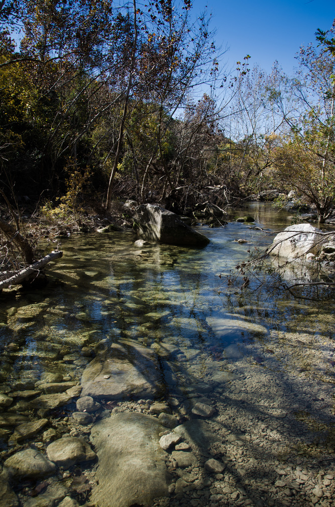 Barton Creek Greenbelt Trail